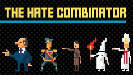 The Hate Combinator