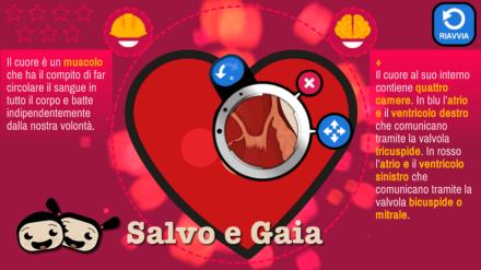 Salveo e Gaia