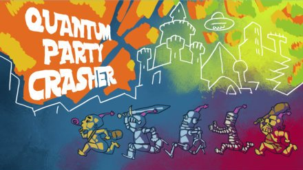 Quantum Party Crasher